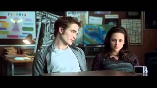 The Twilight Saga Newmoon English Class Extended Scene 2