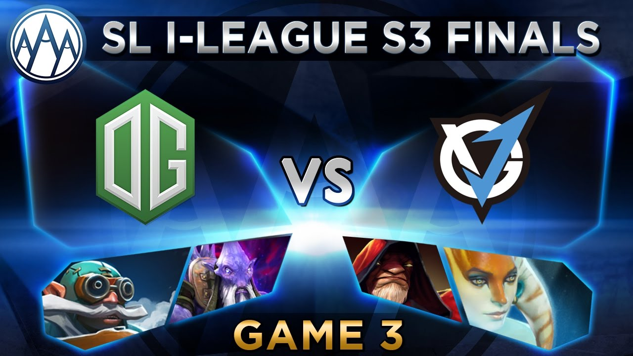 OG vs VG.J Game 3 - SL i-League StarSeries S3 LAN Finals - @ODPixel @WinteRDota