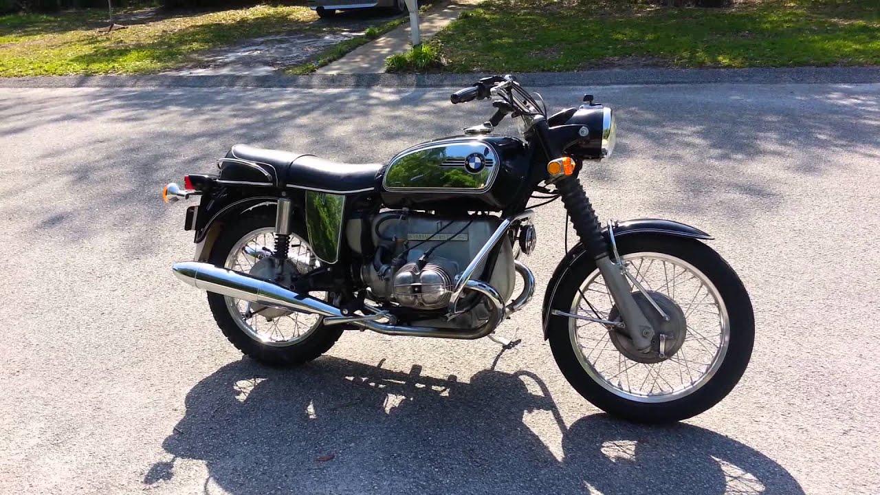 vintage bmw r60 5 motorcycle youtube. Black Bedroom Furniture Sets. Home Design Ideas