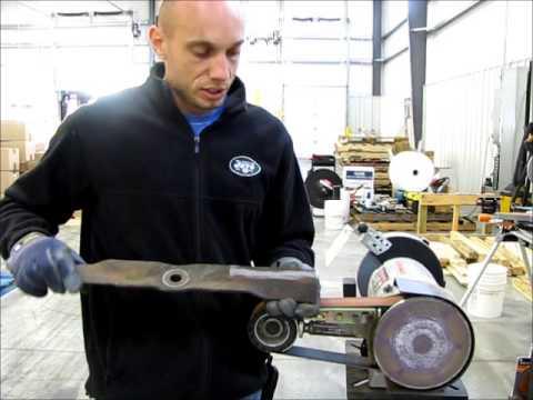 Tradesman 3 Dc Bench Grinder