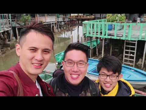 Hong Kong Brotherhood Trip