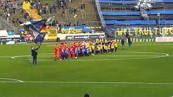 Abschied Ludwigsparkstadion Saarbrücken