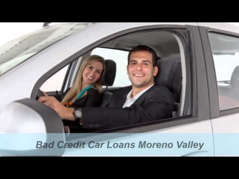 Bad Credit Car Loans Moreno Valley