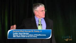 Fedbid Fuel: General George Casey On Strategic Leadership And Transformational Change