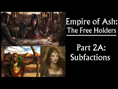 Empire of Ash: Free Holders (part 2A) (Game of Thrones, Doom of Valyria prequel)