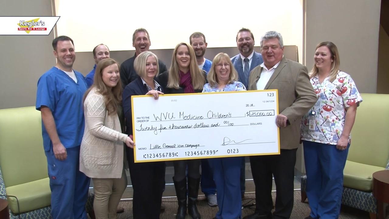Kegler's Highlight of the Week: Little General Stores and WVU Medicine Children's