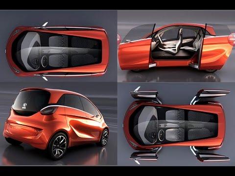 Best Car Coming In 2017 Tata Megapixel Youtube