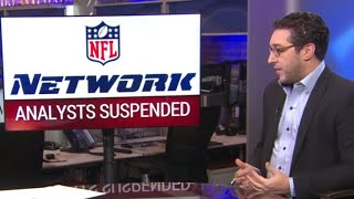 connectYoutube - NFL Network suspends analysts after sexual harassment lawsuit