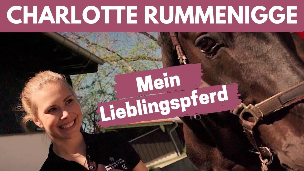 Charlotte Rummenigge | Mein Lieblingspferd | Deutsche Bank ...