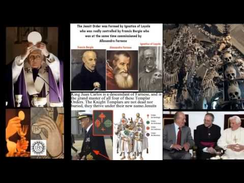 Luciferian Anti Christ Cancerous Consciousness   Babylonian World Empire mirrored