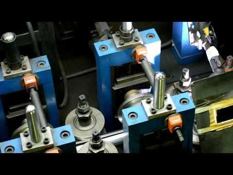 Производство труб из нержавеющей стали