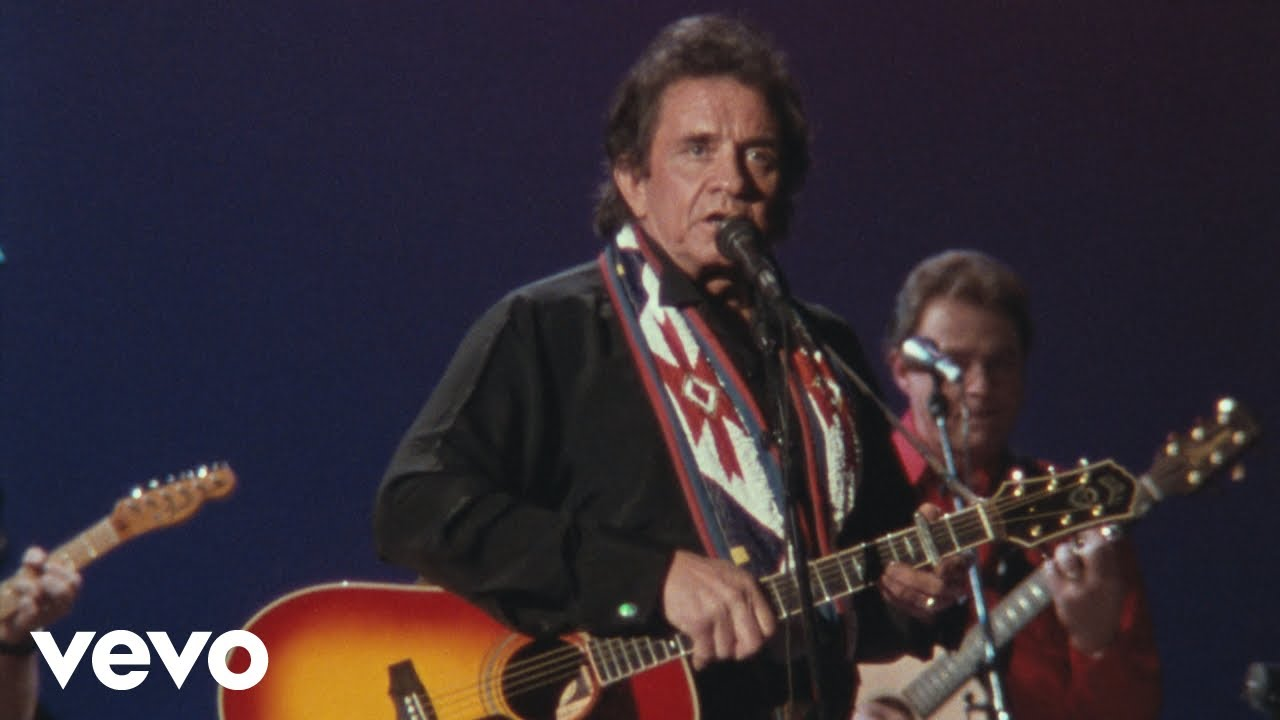 The Highwaymen - The Last Cowboy Song (American Outlaws: Live at Nassau Coliseum, 1990)
