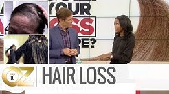 Common Hair Loss Issues, Treatments, and Solutions