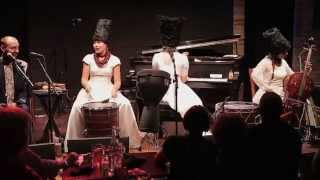 """Baby"" DakhaBrakha Live in Minneapolis August 27, 2014"
