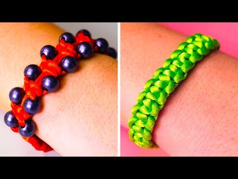 19 STYLISH DIY BRACELETS THAT YOU WILL LOVE