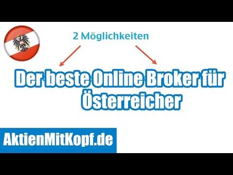 Flatex - Bester Online Broker für Österreicher? Österreichisches Aktiendepot einrichten