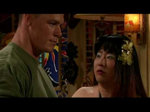 Madtv - John Cena shows deleted scenes from The Marine..