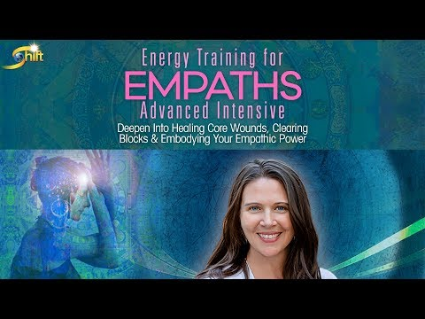 Advanced Energy Training for Empaths Q&A with Wendy De Rosa