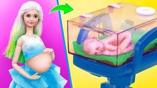 11 Barbie and LOL Surprise DIYs / Doll Hospital Ideas