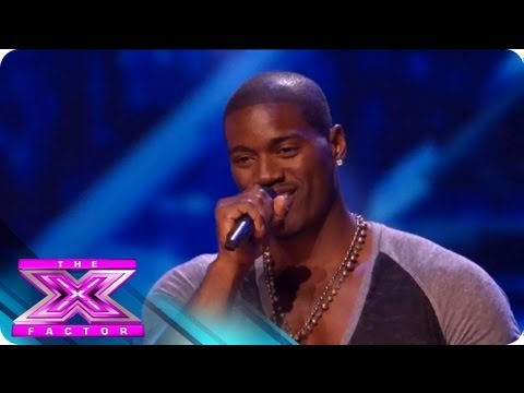 Terrell Carter - Audition 1 - THE X FACTOR 2011