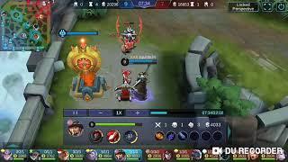 Yi sun shin mobile legends gameplay