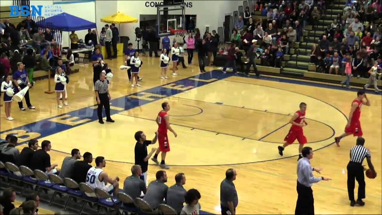Bethel College Basketball Bethel Vs Indiana Wesleyan