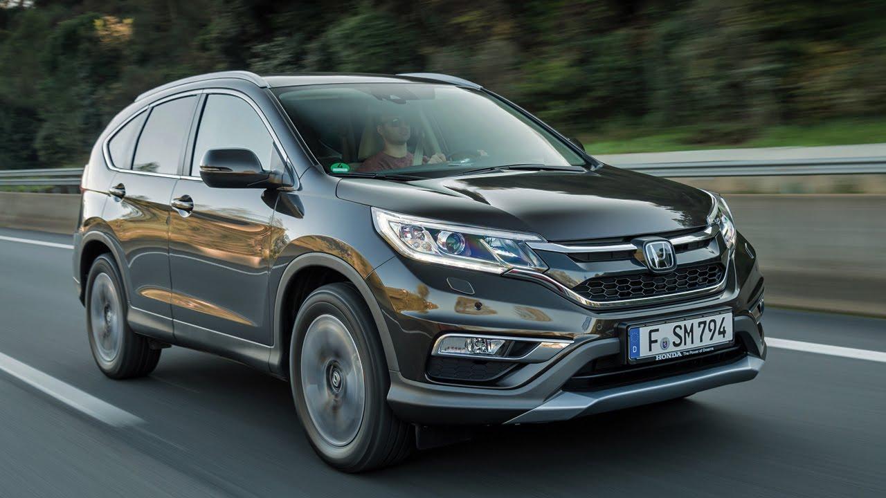 Honda Cr-v 2015 Facelift Pr U00e4sentation