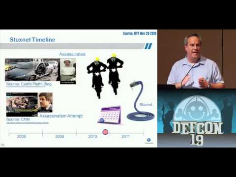 DEFCON 19: Cyber Security Threats and Trend