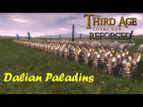 Third Age: Total War (Reforged) - Quality VS Quantity - EP3: Dalian Paladins