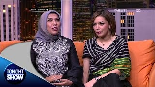Najwa Shibab memberi suprise ke Vincent, Desta & Hesti
