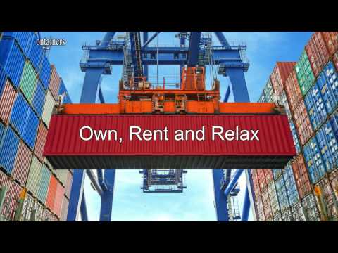 Invest in Shipping Containers and earn 12% fixed returns