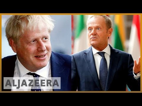 Donald Tusk warns Boris Johnson not to play games