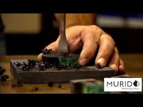 Murido Promotional Video - How We Make Wood Resin Rings and Necklaces