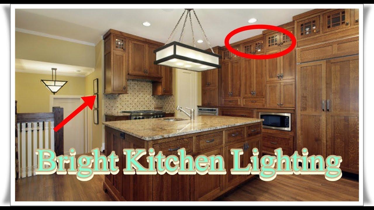 Kitchen Light Fixtures Producing
