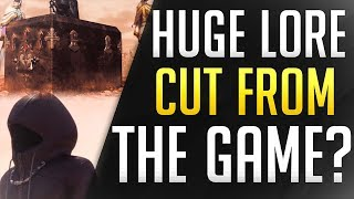 HUGE LORE CUT from Kingdom Hearts 3?! Why was it left out..