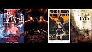 Horror Movie Remakes - A Discussion
