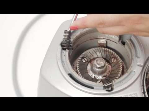 Coffee Tech: Grinder Cleaning & Calibration