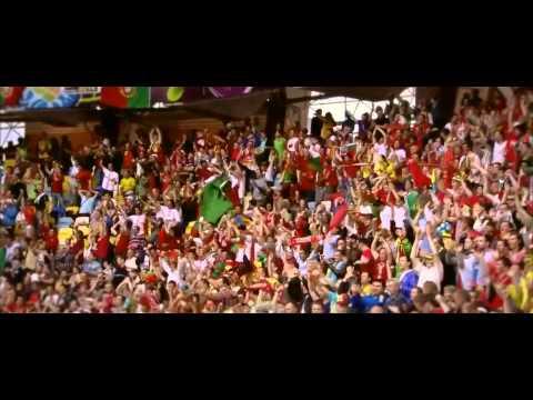 """Novo videoclip oficial """"Vai Portugal!"""""""