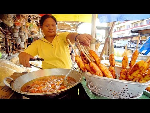 Manila's BEST Street Food Guide - FILIPINO FOOD In Quiapo + Binondo | Street Food In The Philippines