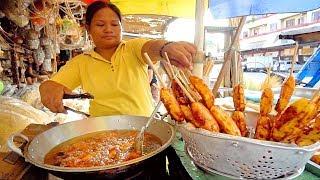 Manila's BEST Street Food Guide - FILIPINO FOOD in Quiapo + Binondo   Street Food in The Philippines