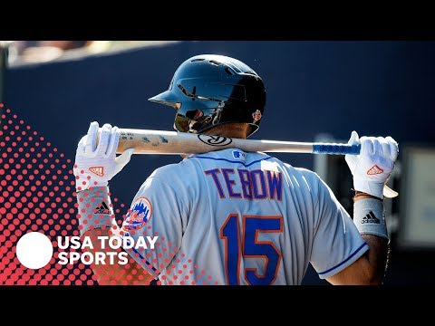 Tim Tebow goes on disabled list with broken hand