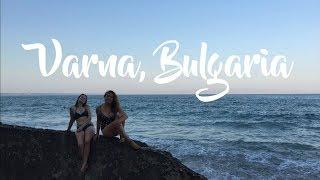 VARNA, BULGARIA VLOG // Vegan Travel Diaries