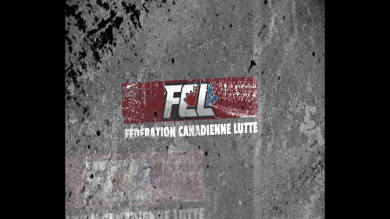 Soirée de lutte FCL - Épisode 4 Partie 1