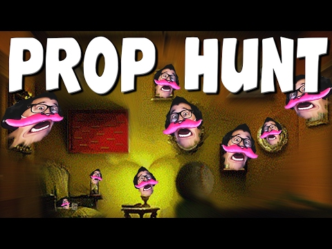 Thumbnail: SCARY SPOOKY MARKIPLIERS | Prop Hunt #42