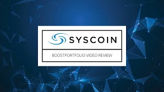 Syscoin - A Beginners Guide to Business on the Blockchain