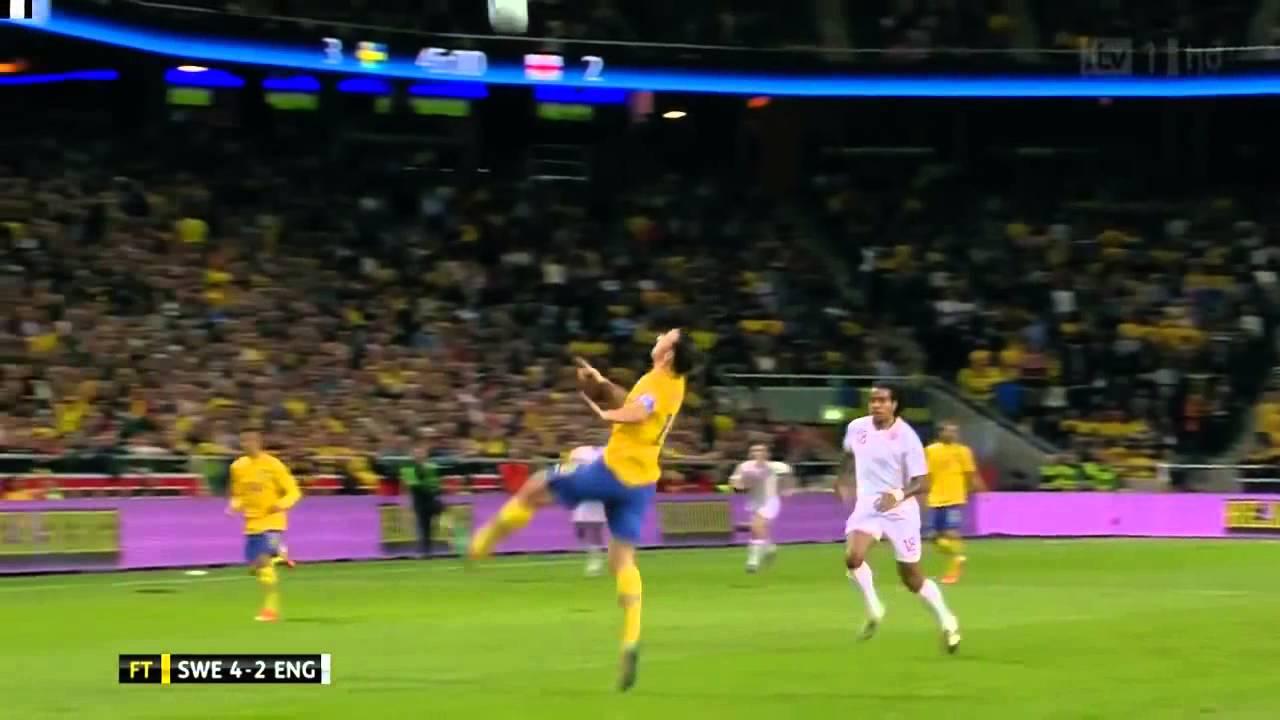Zlatan Ibrahimovic Chilena