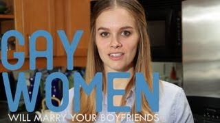 Gay Women Will Marry Your Boyfriends   UnsolicitedProject