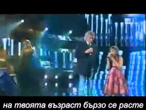 Il tempo se ne va (ti lascio una canzone 4) - Claudia Sciortino con Toto Cotugno