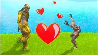 THANOS Found LOVE And DIED For Her | Fortnite WTF, Troll & Funny Moments #18 Funny and Best   # 113
