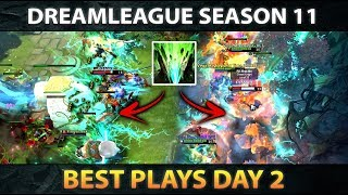 DreamLeague Major Season 11 - Best Plays Europe Qualifier - Day 2